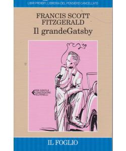 Francis Scott Fitzgerald - Il grande Gatsby - n. 2 - 230 pagine - Il Foglio