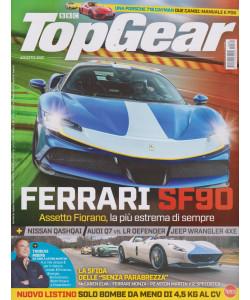 Bbc Top Gear - n. 164 -agosto  2021  - mensile