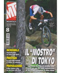 Mtb Magazine - n. 8 - mensile -agosto  2021