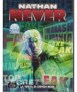 Nathan Never -La verità di Steven Ross  - n. 356 - mensile - gennaio 2021