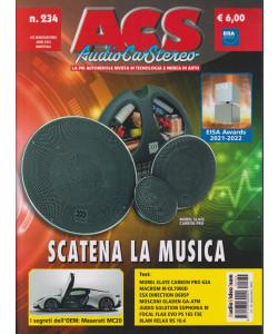 Acs - Audio Car Stereo - n. 234 - bimestrale - settembre  2021