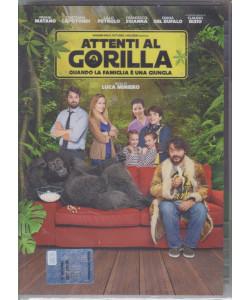 I Dvd di Sorrisi Collection 5 - n. 4 - Attenti al gorilla - Quando la famiglia è una giungla  - 5 maggio 2021- settimanale