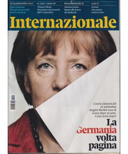 Internazionale - n. 1427 - 17/23 settembre     2021 - settimanale