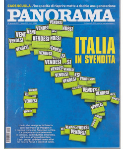 Panorama -  n. 4- settimanale -20 gennaio 2021