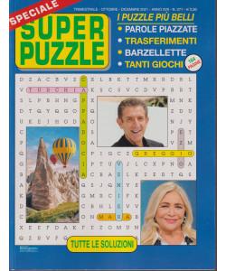 Speciale Super Puzzle - n. 271- trimestrale - ottobre - dicembre 2021 - 164 pagine