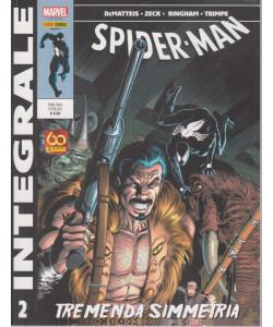 Marvel Integrale - Spider-man - n. 26 - Tremenda simmetria - mensile - 25 febbraio 2021