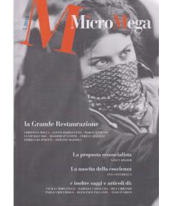 Micromega - n. 5 - 16/9/2021 - bimestrale -