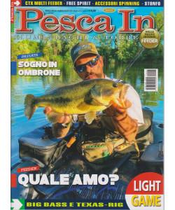 Pesca in - n. 8 - mensile -agosto  2021