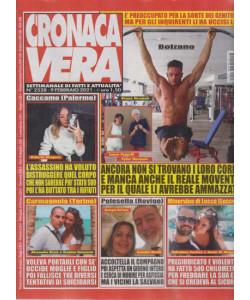 Abbonamento Cronaca Vera (cartaceo  settimanale)