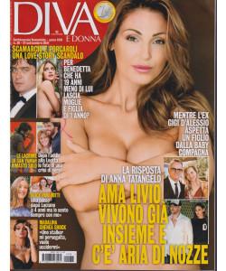 Diva e donna - n. 38 -21 settembre 2021 - settimanale femminile