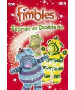Fimbles - Esprimi Un Desiderio (DVD BBC)