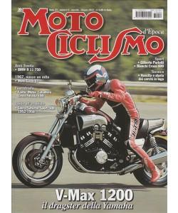 """Motociclismo Epoca - mensile n. 6 Giugno 2017 """"V-Max 1200"""""""