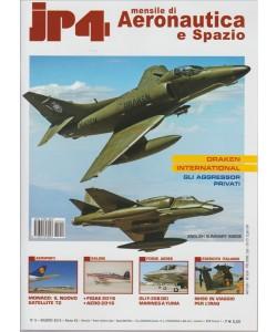 JP4. MENSILE DI AERONAUTICA E SPAZIO. N. 6. GIUGNO 2016.
