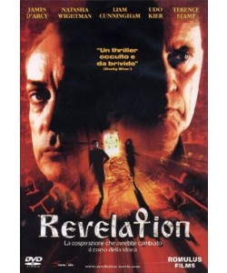 Revelation - Terence Stamp, James D'Arcy, Natasha Wightman (DVD)