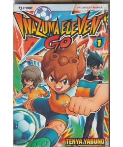Manga: Inazuma Eleven Go 001di 007 - J-POP edizioni