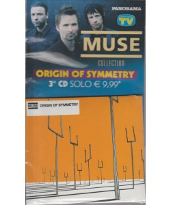 MUSE COLLECTION. ORIGIN OF SYMMETRY. 3° CD.