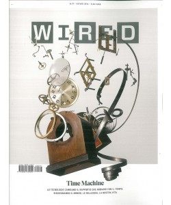 "WIRED -  n. 77  ESTATE 2016 ""Time Machine"
