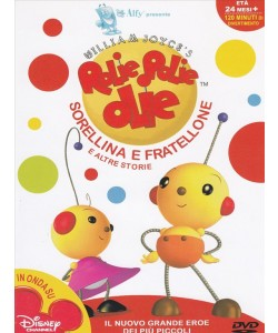 Rolie Polie Olie - Sorellina e fratellone (DVD)