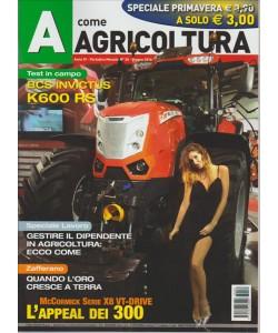 A COME AGRICOLTURA. N. 30. GIUGNO 2016.