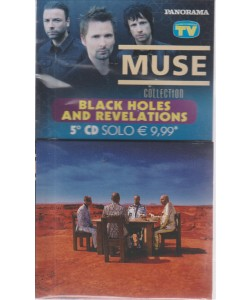 MUSE COLLECTION. BLACK HOLES AND REVELATIONS. 5° CD.