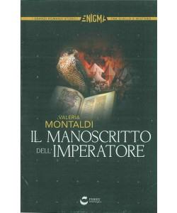 Libro Il manoscritto dell'Imperatore di Valeria Montaldi