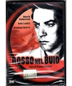 Rosso nel buio - Film DVD