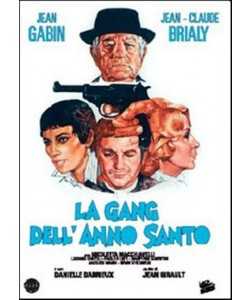 La gang dell'Anno Santo - Film DVD