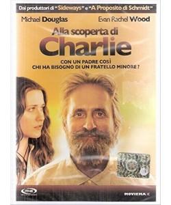 Alla Scoperta di Charlie DVD Michael Douglas Evan Rachel Wood