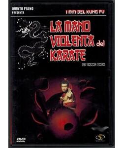 La Mano Violenta del Karate DVD Chang Chen