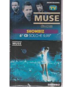 MUSE COLLECTION. SHOWBIZ. 6° CD.