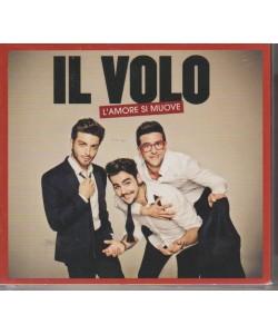 IL VOLO. L'AMORE SI MUOVE.  DOPPIO CD+DVD.