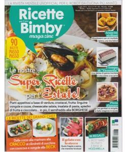 RICETTE PER IL MO BIMBY MAGAZINE. N. 7. LUGLIO 2016.