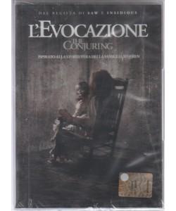 L'EVOCAZIONE. THE CONJURING. ISPIRATO ALLA STORIA VERA DELLA FAMIGLIA WARREN. DAL REGISTA DI SAW E. INSIDIOUS.