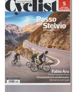 CYCLIST N. 5 EDIZIONE ITALIANA. LUGLIO 2016.