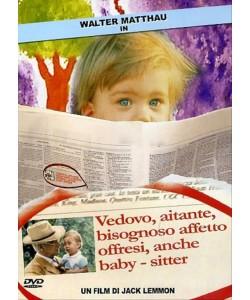 Vedovo Aitante Bisognoso Di Aiuto Offresi - Walter Matthau, Ellen Geer, Felicia Farr (DVD)