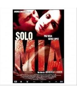 Solo Mia - Sergi López, Paz Vega, Elvira Mínguez (DVD)