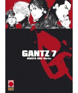 Manga: GANTZ 7 NUOVA EDIZIONE - Planet manga