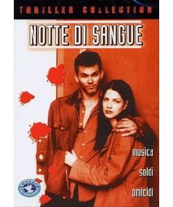 Notte Di Sangue - Zak Alam, Christine Chatelain, Terry Chen (DVD)