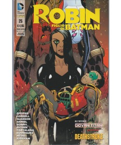 Giovani Titani 49 – Giovani Titani/ Cappuccio Rosso 25 - DC Comics Lion