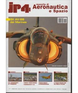 JP4 MENSILE DI AERONAUTICA E SPAZIO. N. 7. LUGLIO 2016.