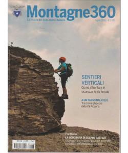MONTAGNE 360. LUGLIO 2016.