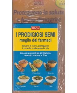 I PRODIGIOSI SEMI MEGLIO DEI FARMACI. N. 96. LUGLIO 2016.