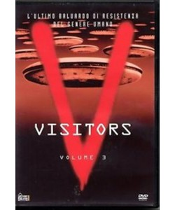 V - VISITORS Volume 3 - Film DVD