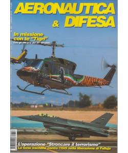 AERONAUTICA & DIFESA. N. 357. LUGLIO 2016.