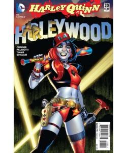 Suicide Squad/ Harley Quinn 14 - DC Comics Lion