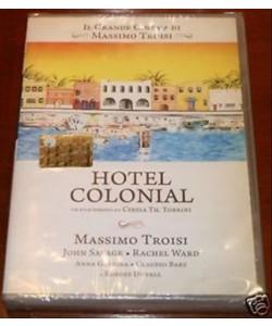 Hotel Colonial - Film DVD - Il grande cinema di Massimo Troisi