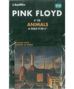 PINK FLOYD - ANIMALS - CD nr. 5 - la Repubblica / Sorrisi