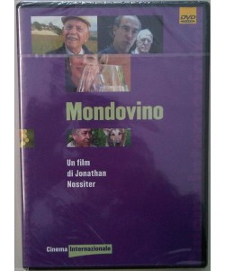 MONDOVINO. JONATHAN NOSSITER - DVD EDITORIALE - CINEMA INTERNAZIONALE