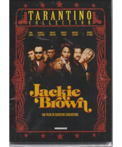 JACKIE BROWN. UN FILM DI QUENTIN TARANTINO .SETTIMA USCITA.