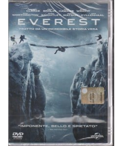 EVEREST.  TRATTO DA UN'INCREDIBILE STORIA VERA.  GENERE: DRAMMATICO.